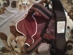 Сравниваем эрго-рюкзак и кенгуру   Что лучше