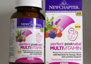 9 лучших витаминов для кормящих мам