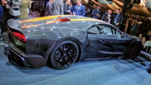 7 самых быстрых автомобилей планеты