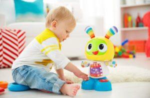10 лучших интерактивных игрушек