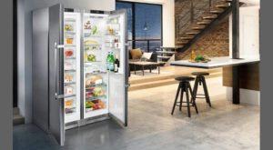 12 лучших холодильников Side by Side