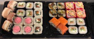 9 лучших доставок суши и роллов в Новосибирске