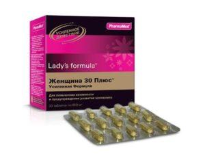 10 лучших витаминов для женщин старше 30 лет