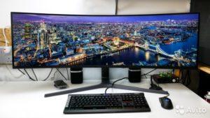 7 самых больших мониторов для компьютера