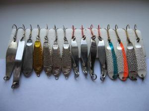 22 лучших блесны для летней рыбалки