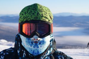 Как выбрать маску для сноуборда