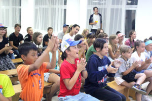 15 лучших летних языковых лагерей
