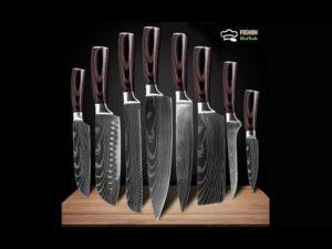 17 лучших кухонных ножей