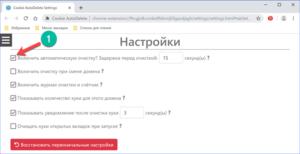 4 способа почистить куки в Google Chrome