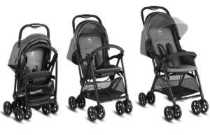 8 самых легких колясок