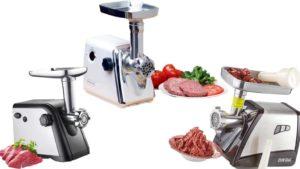 15 лучших электрических мясорубок