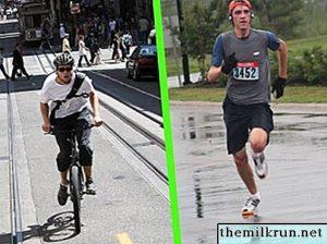 Велосипед или бег | Что лучше для похудения