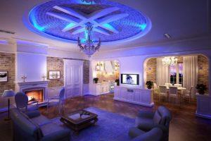 Как выбрать люстру: делаем красивое освещение дома