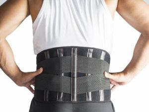 Как выбрать корсет для спины
