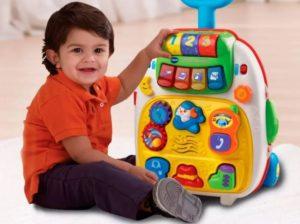 20 лучших идей подарков детям на 3 года