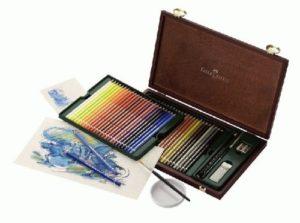 12 лучших наборов акварельных карандашей