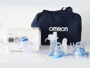 7 лучших небулайзеров  Omron