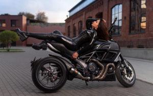 13 лучших мотоциклов для девушек