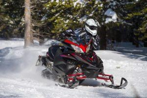 5 лучших снегоходов Yamaha