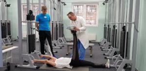 13 лучших клиник лечения позвоночника в Москве