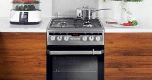 6 лучших кухонных плит Hansa