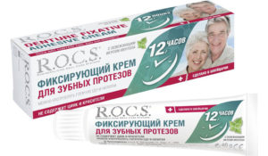 7 лучших кремов для зубных протезов