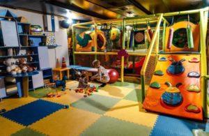 9 лучших ресторанов Москвы с детской комнатой