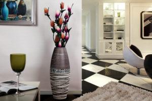 Как выбрать вазу для цветов: придаем изюминку интерьеру