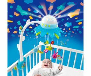 Как выбрать мобиль для новорожденных