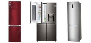 7 лучших холодильников LG по мнению экспертов