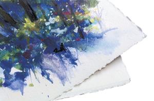 4 лучшие бумаги для рисования акварелью