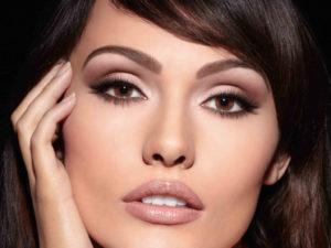 16 секретов макияжа для брюнеток с карими глазами