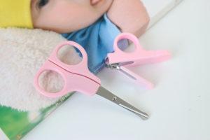 4 лучших модели ножниц для новорожденных