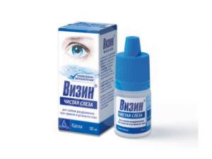 12 лучших капель от покраснения глаз