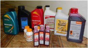 6 лучших масел для бензопил