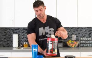 17 лучших протеинов для роста мышц