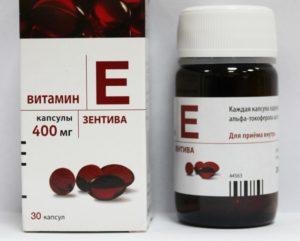 10 лучших препаратов витамина Е