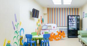 10 лучших детских клиник СПб