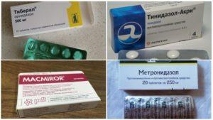 5 лучших таблеток от лямблий