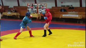 Сравниваем бокс и самбо | Что лучше