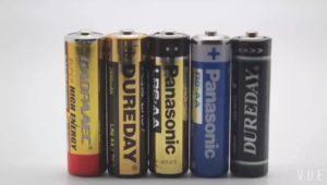 7 лучших батареек — щелочные, литиевые и аккумуляторные