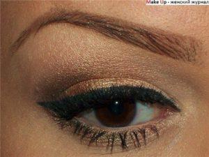 17 секретов выбора теней для карих глаз