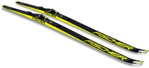 5 лучших коньковых лыж