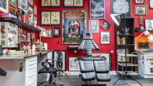 12 лучших тату-салонов Москвы