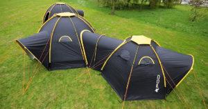 10 лучших туристических шатров и тентов