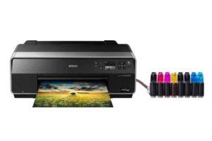 5 лучших принтеров с СНПЧ
