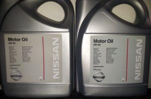 11 лучших моторных масел для Nissan Qashqai