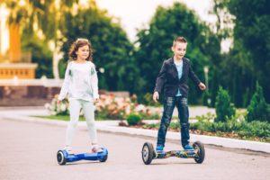 5 лучших гироскутеров для детей