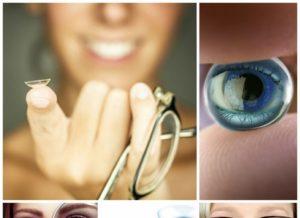 Какие контактные линзы и линзы для очков лучше выбрать?