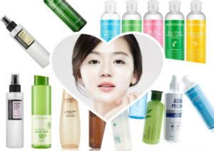 7 лучших корейских тонеров для лица